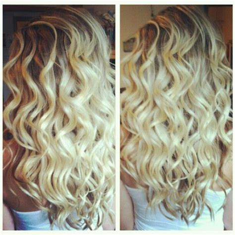 perm rods for loose beachy beachy waves hair pinterest beachy waves perm and perms
