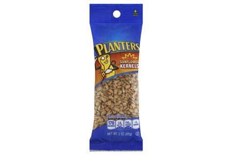 Planters Sunflower Kernels by Planters Sunflower Kernels 10 3 Oz Bags Kraft Recipes