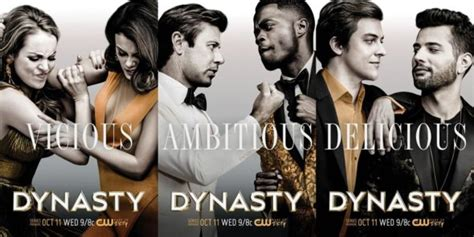 tv show 2017 dynasty valor cw releases new series artwork canceled