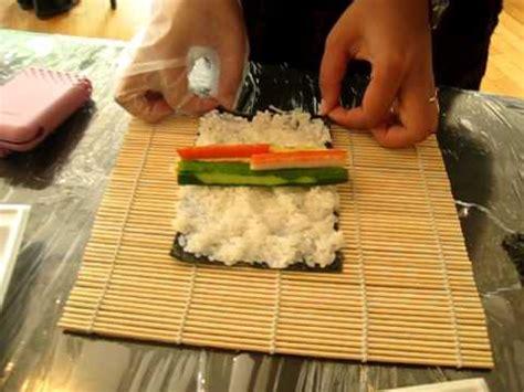 youtube membuat sushi cara membuat onigiri ala nanna chan youtube