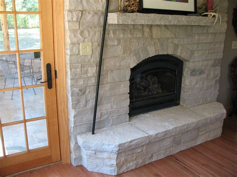 Decoration: Rustic Stone Fireplace Ideas