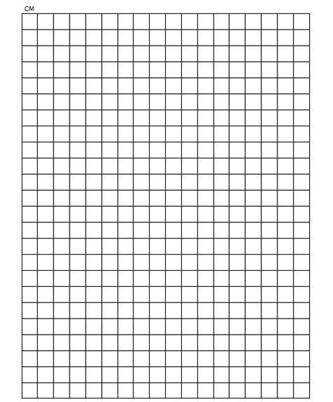 centimeter graph paper printable 5 best images of printable cm graph paper pdf printable
