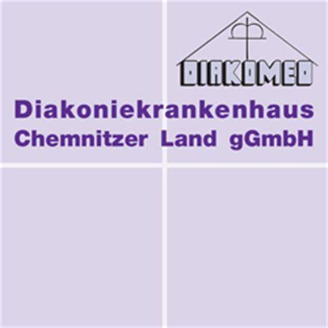 Bewerbungsmappe Chefarzt Stellenangebote Diakoniekrankenhaus Chemnitzer Land