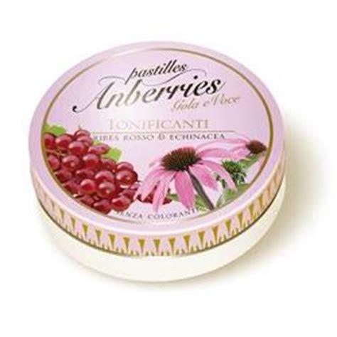 caramelle ai fiori di bach anberries gola e voce caramelle gusto ribes rosso