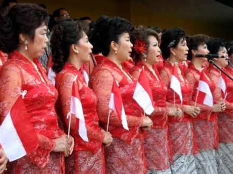 Etnis Tionghoa Di Indonesia kepres 12 2014 tonggak sejarah bagi etnis tionghoa
