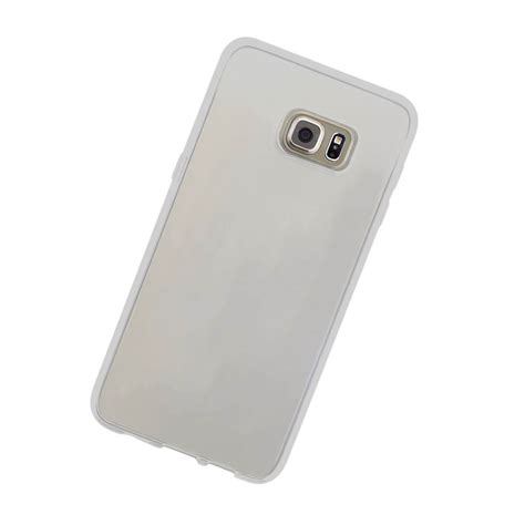 Softcase Samsung S7 Flat S7 Edge Casing Anticrack Clear Softcaseo for samsung galaxy s6 edge plus tpu rubber skin phone cover ebay