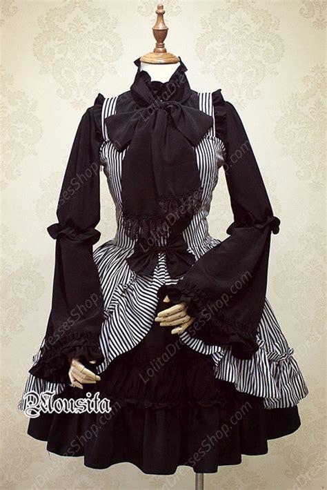 Hq 4113 Size S M L cheap sweet cotton bow striped mousita
