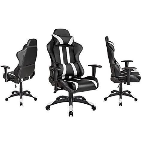coussin ergonomique pour chaise de bureau tectake chaise fauteuil si 232 ge de bureau racing sport