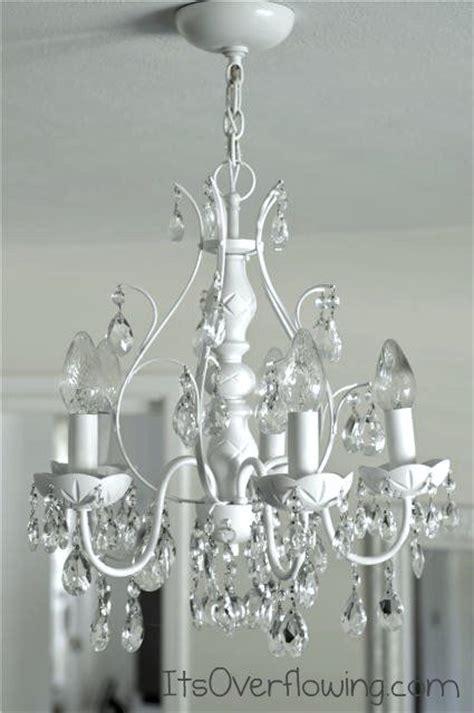 diy bedroom chandelier ideas 25 best ideas about spray painted chandelier on