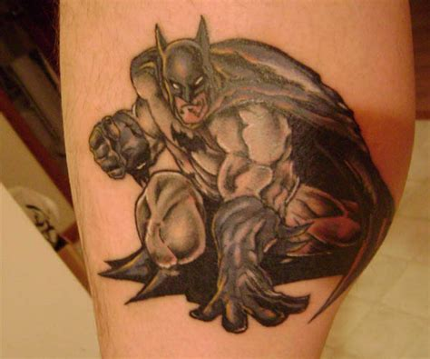 Batman Tattoo Funny | funny batman tattoos designs thevulpecula
