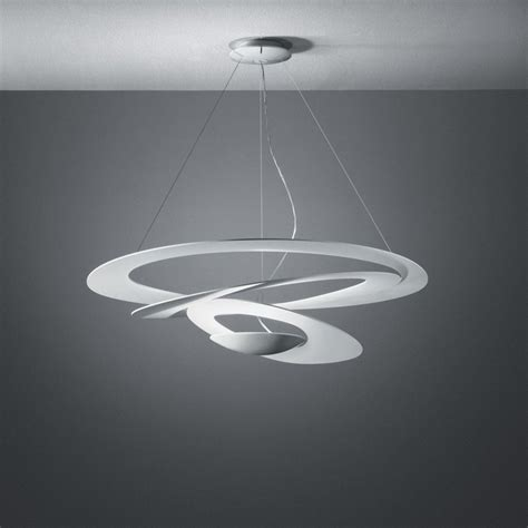 artemide pirce mini 1237010a sospensione halogen ceiling