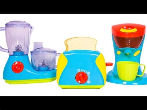 Sayang Anak Household Play Set Hello 4 In 1 Yy Limited blender doovi