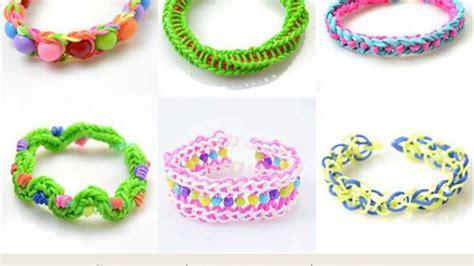 how to make loom bands with how to make loom bracelets espar denen
