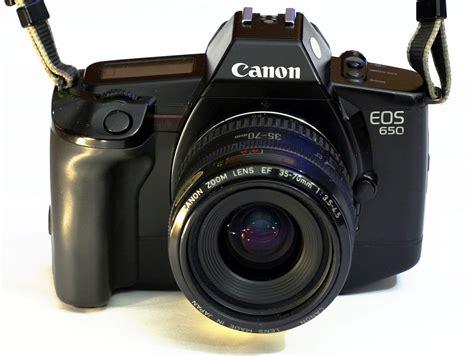 canon eos canon eos analogkameras
