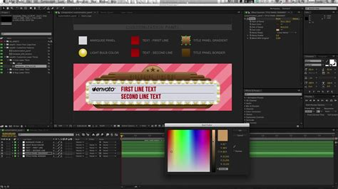 html tutorial marquee effects marquee l3s after effects tutorial 5211013 marquee lower
