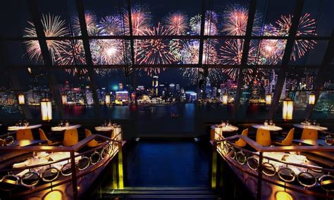 new year dinner in hong kong end 2016 in style with aqua spirit s new year s