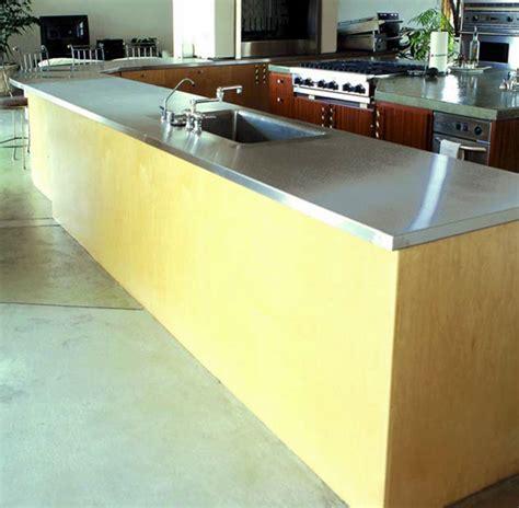 Cast Concrete Countertop by The Secrets Of Concrete Countertops Concrete Decor
