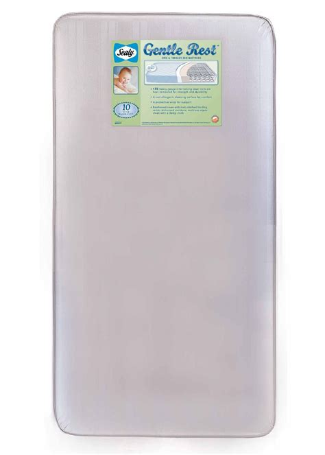 Sealy Baby Posturepedic Crib Mattress Sealy Gentle Rest Baby Crib Mattress