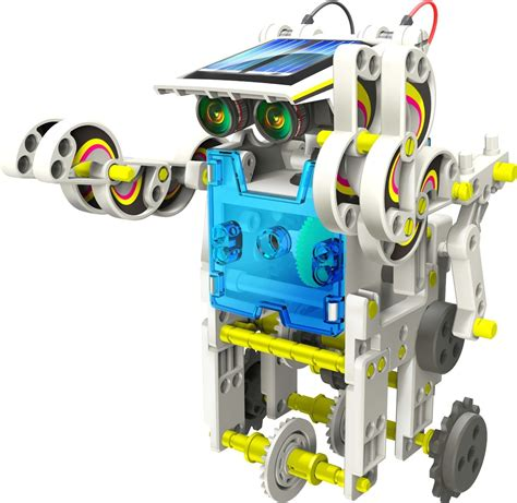 Solar Robot Kits 6 In 1 Transparan Edukasi Merakit 14 in 1 solar robot kit diy educatio end 4 20 2019 6 36 pm