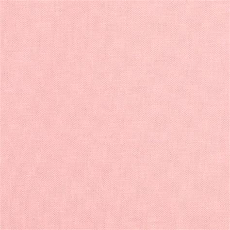 baby pink kona cotton baby pink discount designer fabric fabric