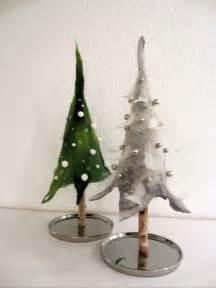 weihnachtsfiguren tannenbaum aus filz weihnachtsbaum