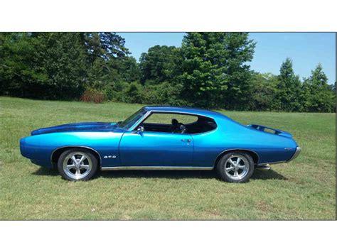 1969 pontiac gto for sale classiccars com cc 970645 1969 pontiac gto for sale classiccars com cc 891933