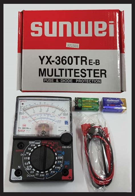 Multitester Yx 360tr sunwei fuse diode protection multi end 1 22 2017 7 15 pm