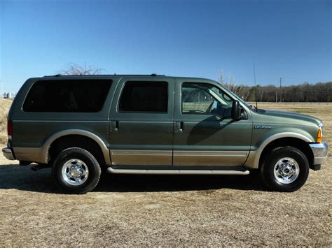 2000 Ford Excursion Limited 7.3 Diesel 80,000 MILES FOR