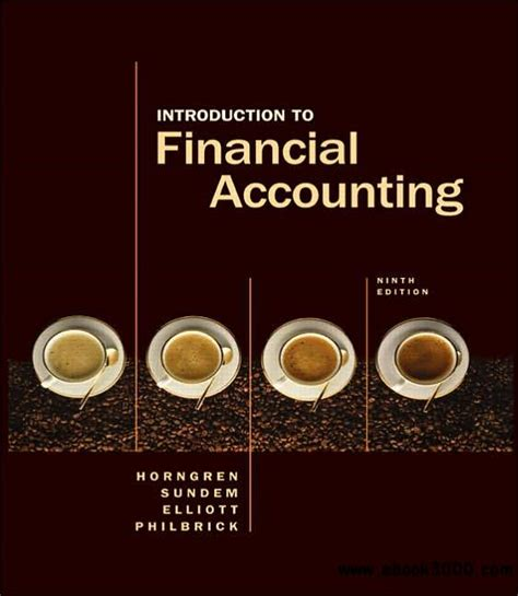 Accounting 9th Edition by Introduction To Financial Accounting 9th Edition Free