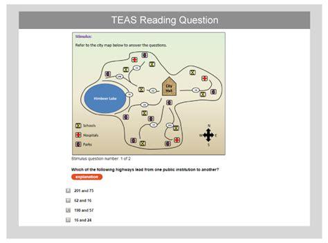teas test sections ati teas english test preparation pack 2018 testprep online