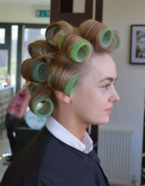 perms with large rollers 1000 images about hair curlers and hair rollers and perm