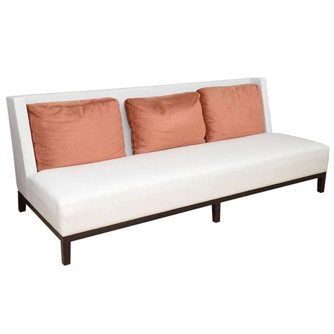 christian liaigre sofa christian liaigre latin sofa at 1stdibs