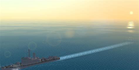 kelvin wake boat ship wakes in triton 2 3 kelvin wakes bow wakes