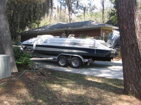 used nautic star boats for sale in georgia 2005 nautic star sport deck 210 powerboat for sale in georgia