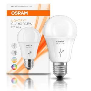 Lu Led Osram 2016 osram lightify e27 rgb leuchtmittel mit 10 watt led f 252 r nur 25 48 bei uk snipz de