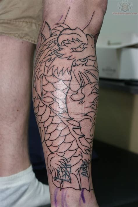 koi dragon tattoo koi for arm