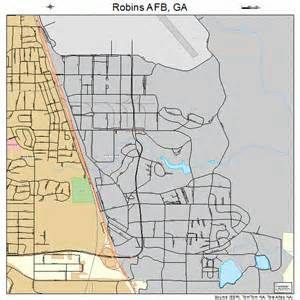robins afb map 1365968