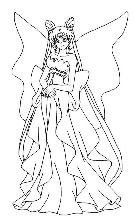 princess serenity coloring pages neo serenity coloring pages coloring pages
