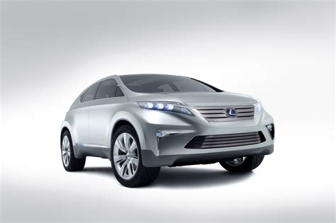 lexus crossover 2008 peugeot quartz concept ultra athletic crossover