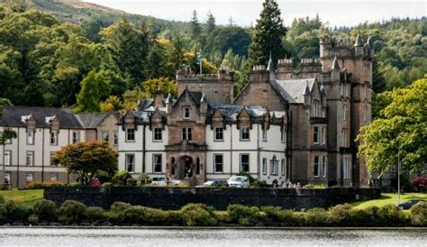 the boat house loch lomond hotel seen from the loch boat trip picture of cameron