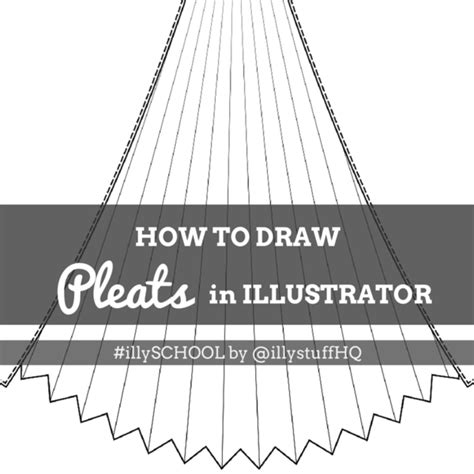 how to make a zigzag pattern in illustrator illy stuff school illustrator tutorials for fashion