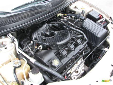 2004 dodge stratus se sedan 2 7 liter dohc 24 valve v6