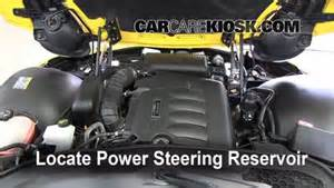 Pontiac G6 Power Steering Fluid Follow These Steps To Add Power Steering Fluid To A