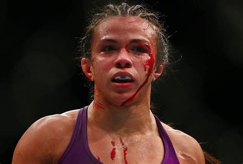 claudia gadelha injured out of ufc fight night 64