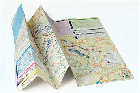 How To Make A Paper Map - imperfect spirituality spontaneity and map