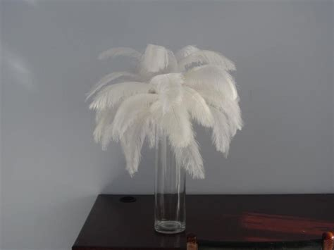 feather plume centerpieces ostrich plume centerpieces 28 images wholesale mix sorted color ostrich feather centerpieces