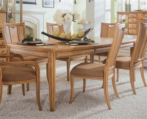 american drew antigua leg table buy dining room