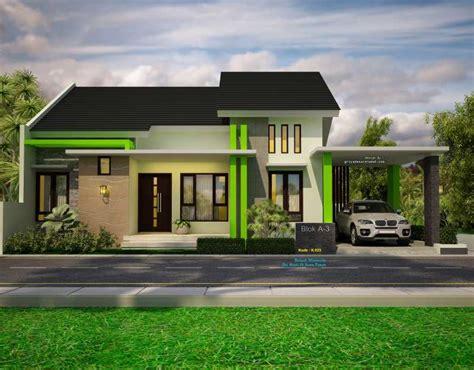desain rumah lebar 12 meter denah rumah minimalis 3 kamar tidur ukuran 14x12 jasa