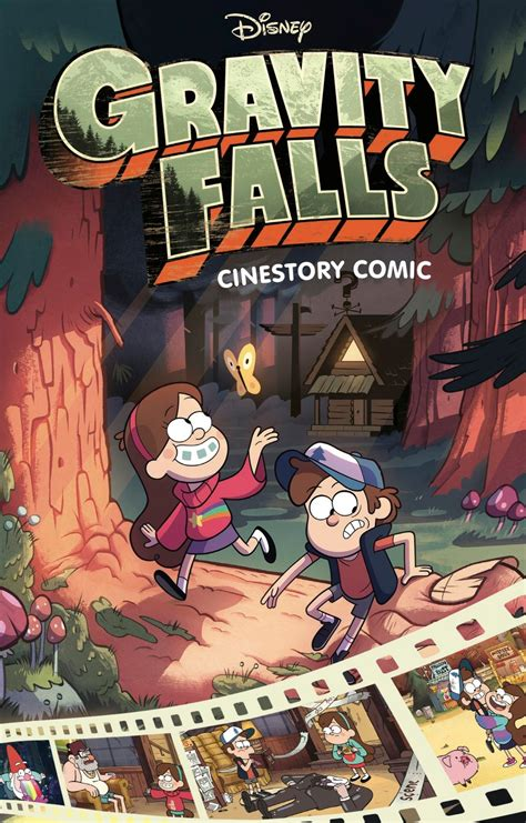 disney pan cinestory comic books gravity falls cinestory comic gravity falls wiki