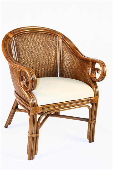 hospitality rattan indoor rattan wicker club chair by oj